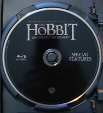 Special Features for The Hobbit: An Unexpected Journey (1 Disc, 2012) - No Movie