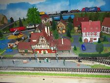 MÄRKLIN Modelleisenbahn H0 Fertiganlage Digital  Eisenbahnanlage HO Anlage