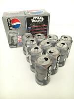 Star Wars Episode I Phantom Menace Pepsi One Chancellor Vallorum Soda Can 1999