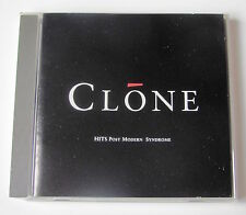 HITS POST MODERN SYNDROME....CLONE (various)...Promo CD