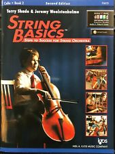 String Basics - Steps to Success for String Orchestra - Book 2 - Cello - 116Co
