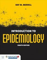 Introduction to Epidemiology, Paperback by Merrill, Ray M., Ph.D., Brand New,...