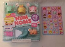 Num Noms Tea Party Series 4.1 Scented Glitter Lip Gloss - New In Box