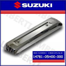 Protection pot silencieux d échappement SUZUKI AN SUZUKI BURGMAN 400 2011 2012