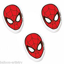 12 Marvel Ultimate Spider-man Festa di Compleanno favore REGALI Loot GOMMA GOMME