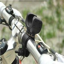 New Mountain Bike Cycling Bicycle Mount Holder for Flashlight Torch Clip Clamp Z