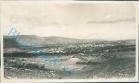 Palestine Bethlehem Town View Taken by Navy officer  off HMS Ramillies in  1930