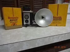 vintage antique Kodak Brownie Reflex synchro model