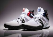 NEW BALANCE OMN1S Kawhi Leonard Basketball Shoes Size 13 City Of Angels Red/Blue