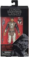 "Star Wars Black Series 6"" Lando Calrissian skiff guard # 76 Figure Ready to Ship"