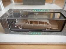 Vitesse Mercedes 600 Pullman 1965 in Grey on 1:43 in Box