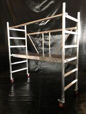 KiezGerüst AS 300-6 Klapp Fahrgerüst Rollrüstung Gerüst Zimmergerüst Ah. 3,00 m
