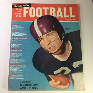 VTG Street & Smith's 1956 Football Yearbook James Edward Swink T.C.U.
