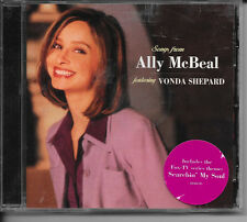 CD SONGS FROM ALLY MCBEAL Sony 69365 Mint-.