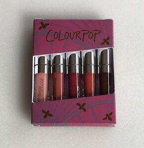 ColourPop Ultra Matte Lip Liquid Lipstick It's Vintage Mini Set NIB