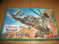 ROCO - ah-64 APACHE - Kit Construcción 1:87
