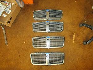 85-88 Pontiac Grand AM Front Grill Grille Pontiac Emblem 5181601 GM 10037254