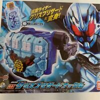 BANDAI Kamen Rider Build Transformation frost DX GREASE Blizzard knuckle new