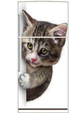 Stickers frigo frigidaire Chat 70x170cm réf 6210