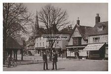 rp16396 - Market Square , Oakham , Rutland - photo 6x4