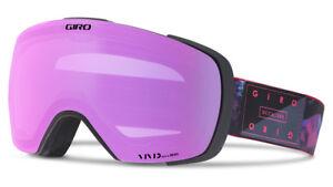 Giro Ski Goggles Snowboard Goggles Contact 18 Black Plain Colour