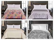 170x210 220x240 240x260 Tagesdecke Bettüberwurf zweiseitig Doppelbett Steppung