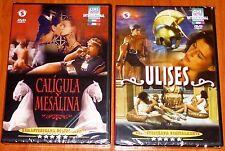 CALIGULA Y MESALINA + ULISES - Precintada