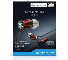 New Sennheiser M2IEi Momentum In Ear Headphones for Apple iPOD and Smartphones