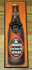 BEER WALL MOUNTED BOTTLE OPENER, Great Gift for Dad, Christmas man gift