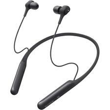 SONY Noise Canceling Bluetooth Wireless Earphone WI-C600BM Black New in Box