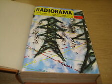 Radiorama 1960 (Complete Year Bound in One) by Various, Various,
