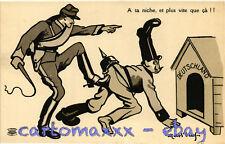 WW1 WWI Propaganda - Kaiser - Umoristica Satirica - KV346