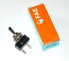 65280 FAE Interrupteur à levier M/A 2 cosses pour PEUGEOT MBK