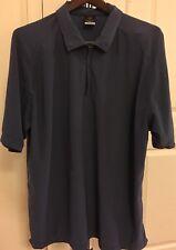 Nike Dri Fit Uv Golf Polo shirt Xl1/4 zip
