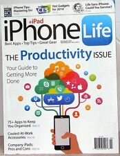iPHONE LIFE Magazine The Productivity Issue LIFE Sans iPhone: COULD You SURVIVE