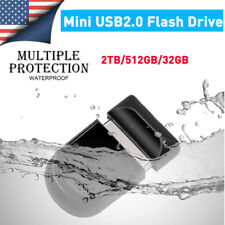 2TB Durable Mini USB Flash Drive PenDrive  U Stick U Disk Memory Stick Storage