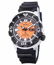 Seiko Monster Automatic Divers SRP315 SRP315K1 SRP315K Mens Watch