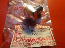 NOS NEW OEM FACTORY KAWASAKI H1 H2 Z1 KZ900 STEERING STEM BOLT 92007-031