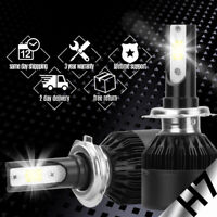XENTEC LED HID Headlight kit H7 White for Mercedes-Benz CLK500 2003-2009