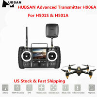 Hubsan X4 H906A FPV Transmitter for RC Quadcopter H501S and H501A, H501A+, USA