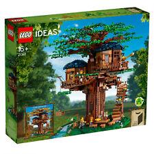 LEGO® IDEAS - 21318 Baumhaus Treehouse 16+ versiegelt + ungeöffnet OVP   NEU