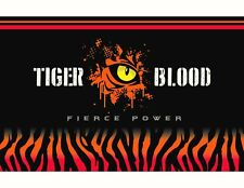 New listing MuscleSwag's - Tiger Blood Energy Drink Powder - Focus, Endurance & Gains