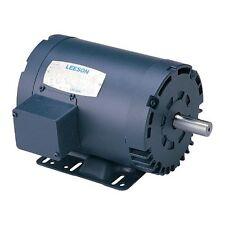Leeson Electric Motor 121003.00 1 HP 1760 Rpm 3PH 230/460 Volt 143T Frame