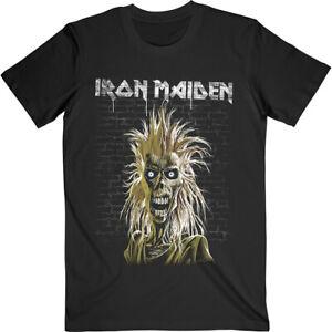 Iron Maiden Eddie 40th Anniversary Shirt S-XXL Official Metal Band T-Shirt