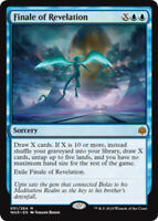 Finale of Revelation x1 Magic the Gathering 1x War of the Spark mtg card