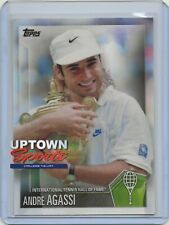 2019 Topps International Tennis Hall of Fame 50 Card Complete Set