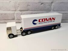 "Ralstoy ca. 1:55 Sattelzug ""Covan Worldwide Movin"" Vintage #33495# #ML#"