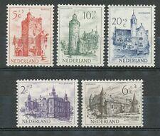 Nederland  568 - 572 postfris