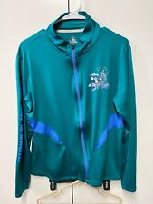 RunDisney Minnie Mouse Every Mile Is Magic Women's Full Zip Jacket Size L