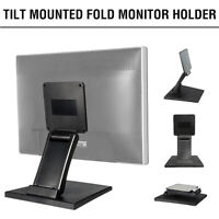 10-27in Touch Screen LCD Display Stand Tilt Mounted VESA Folder Monitor Holder